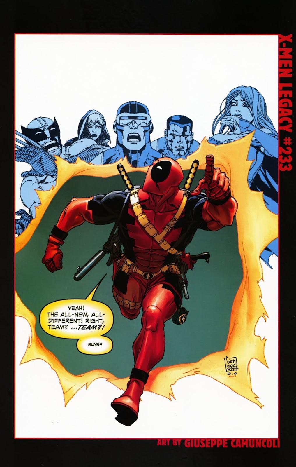 Read online Deadpool (2008) comic -  Issue #1000 - 105