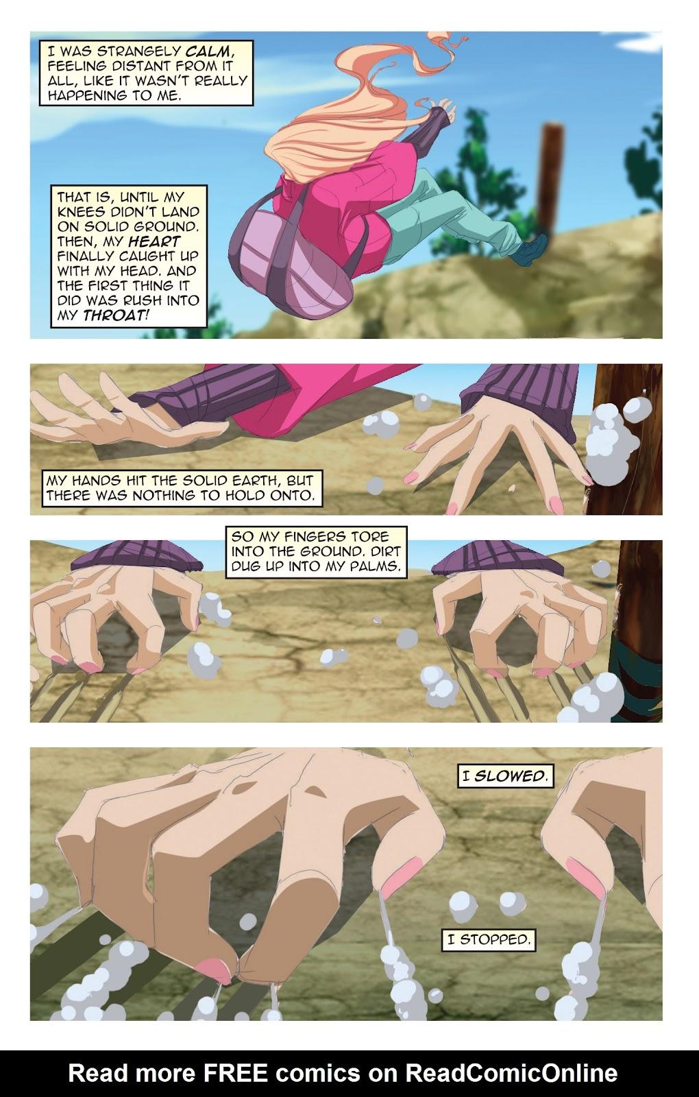 Read online Nancy Drew comic -  Issue #19 - 11