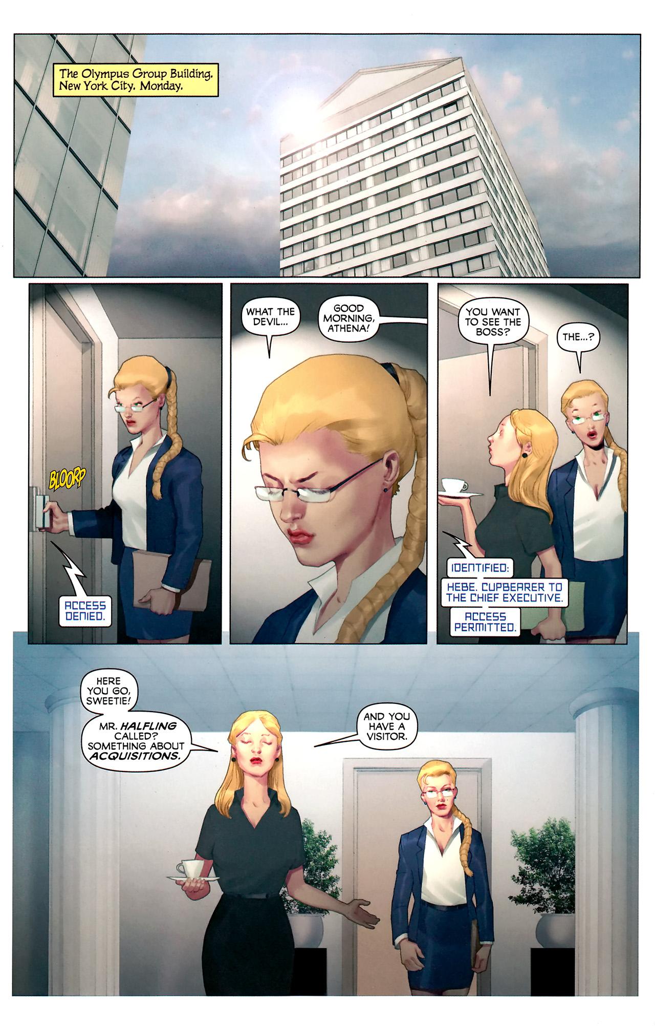Read online Hercules: Fall of an Avenger comic -  Issue #2 - 22