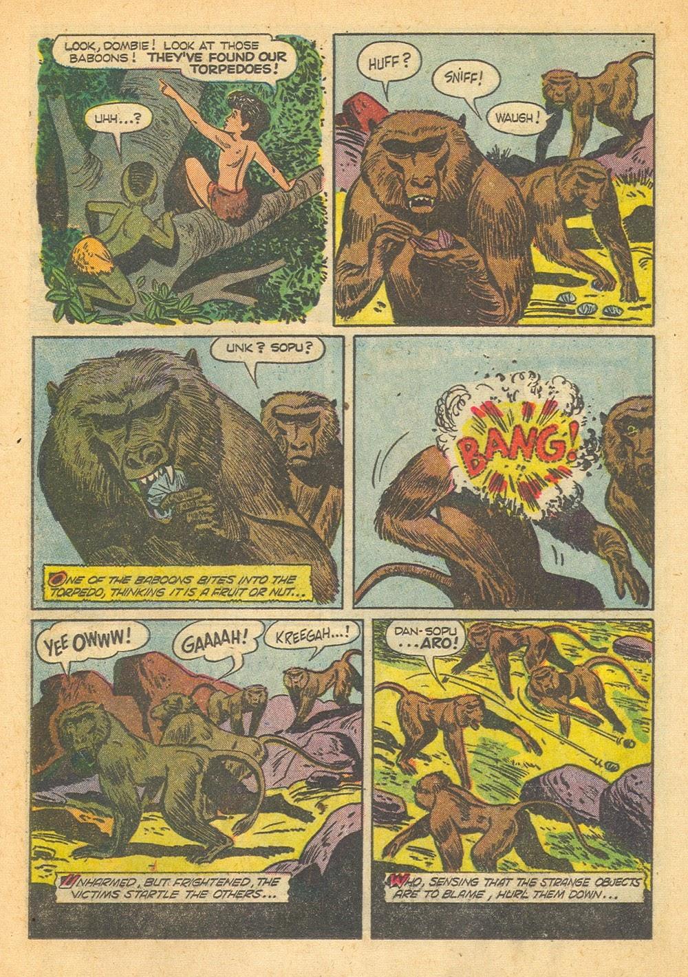 Tarzan (1948) issue 57 - Page 25