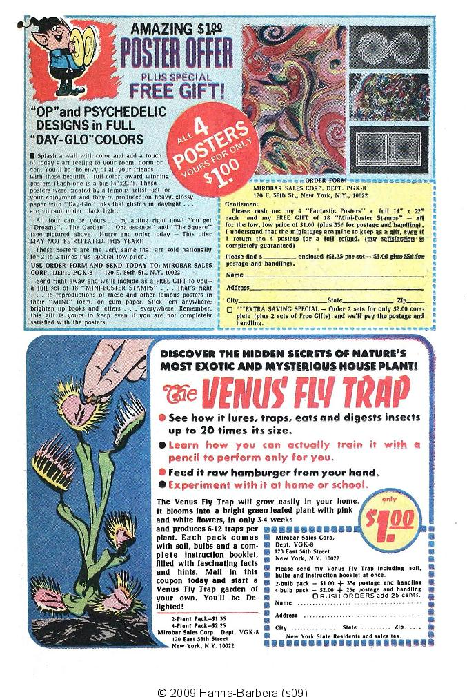 Read online Scooby-Doo... Where Are You! (1970) comic -  Issue #8 - 23
