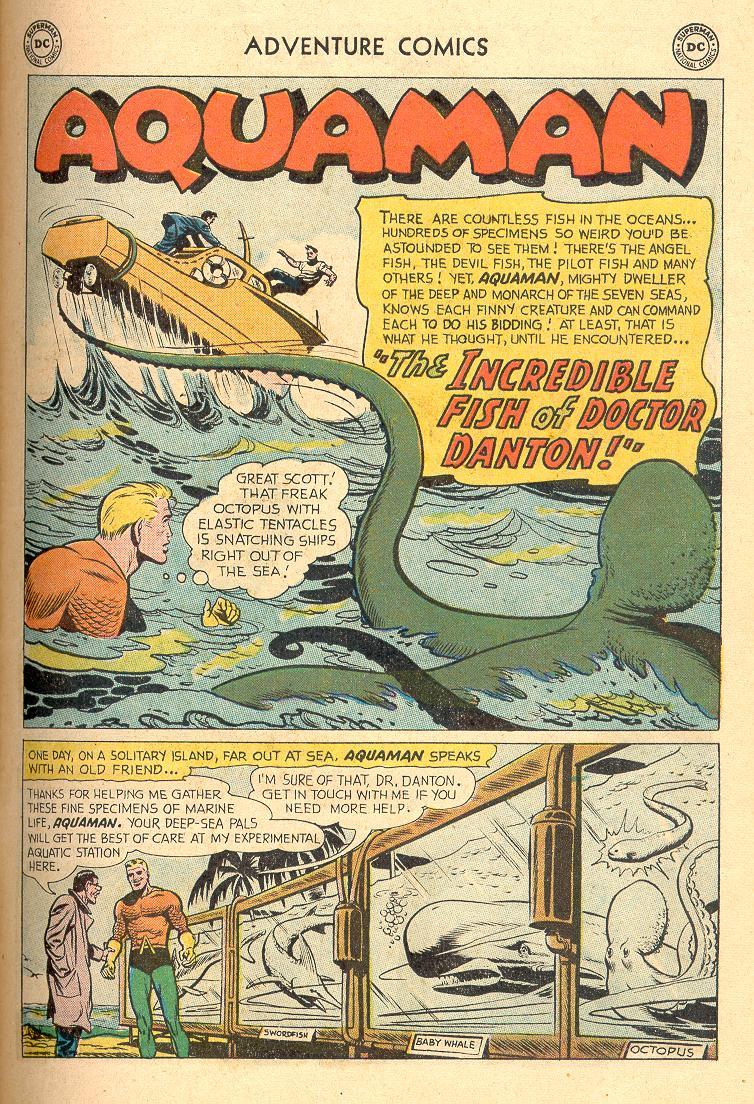 Read online Adventure Comics (1938) comic -  Issue #258 - 27