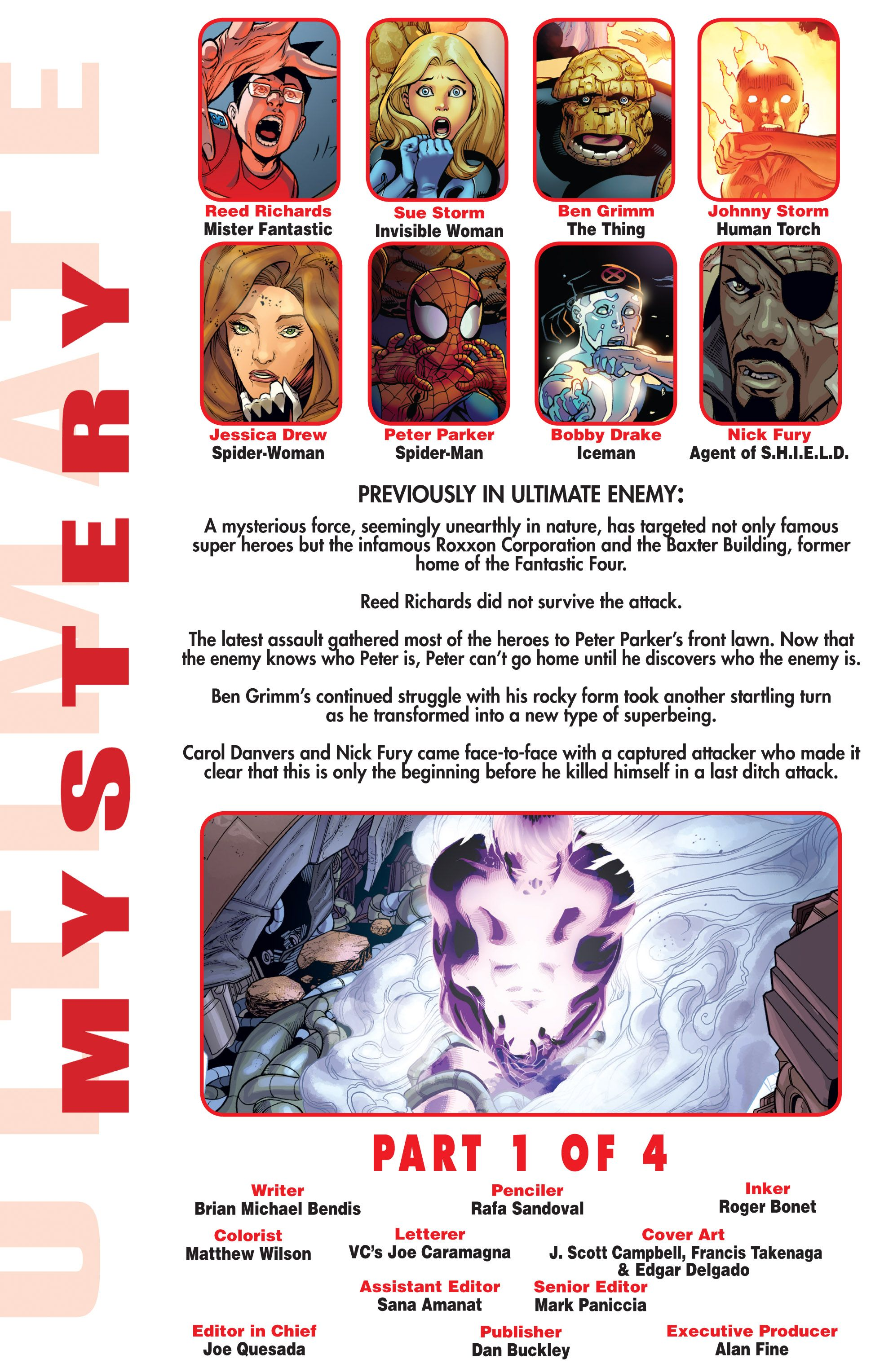Read online Ultimate Comics Doomsday comic -  Issue # Full - 89