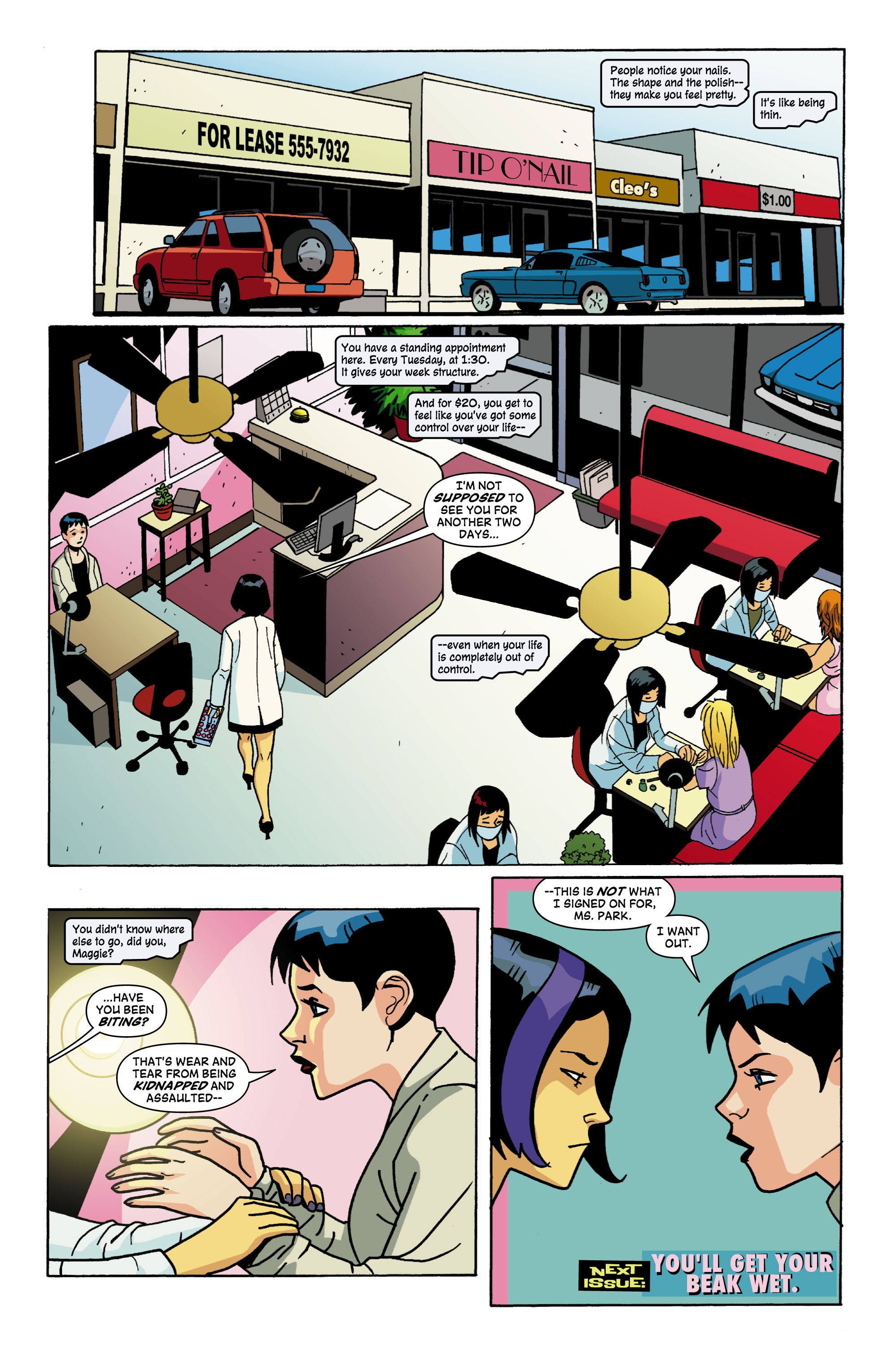 Read online Red Herring comic -  Issue #4 - 22