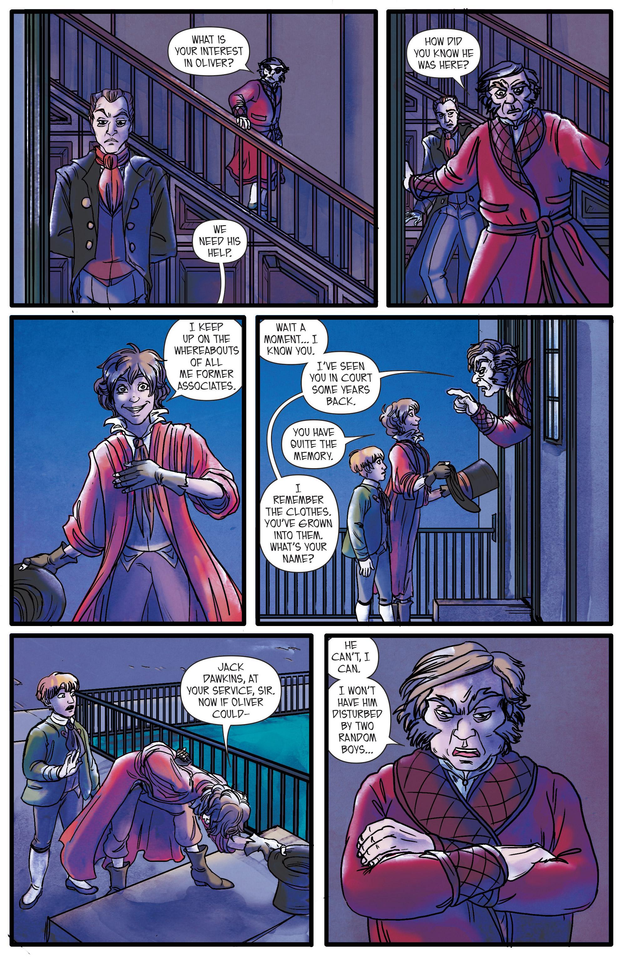 Read online Artful comic -  Issue #3 - 10