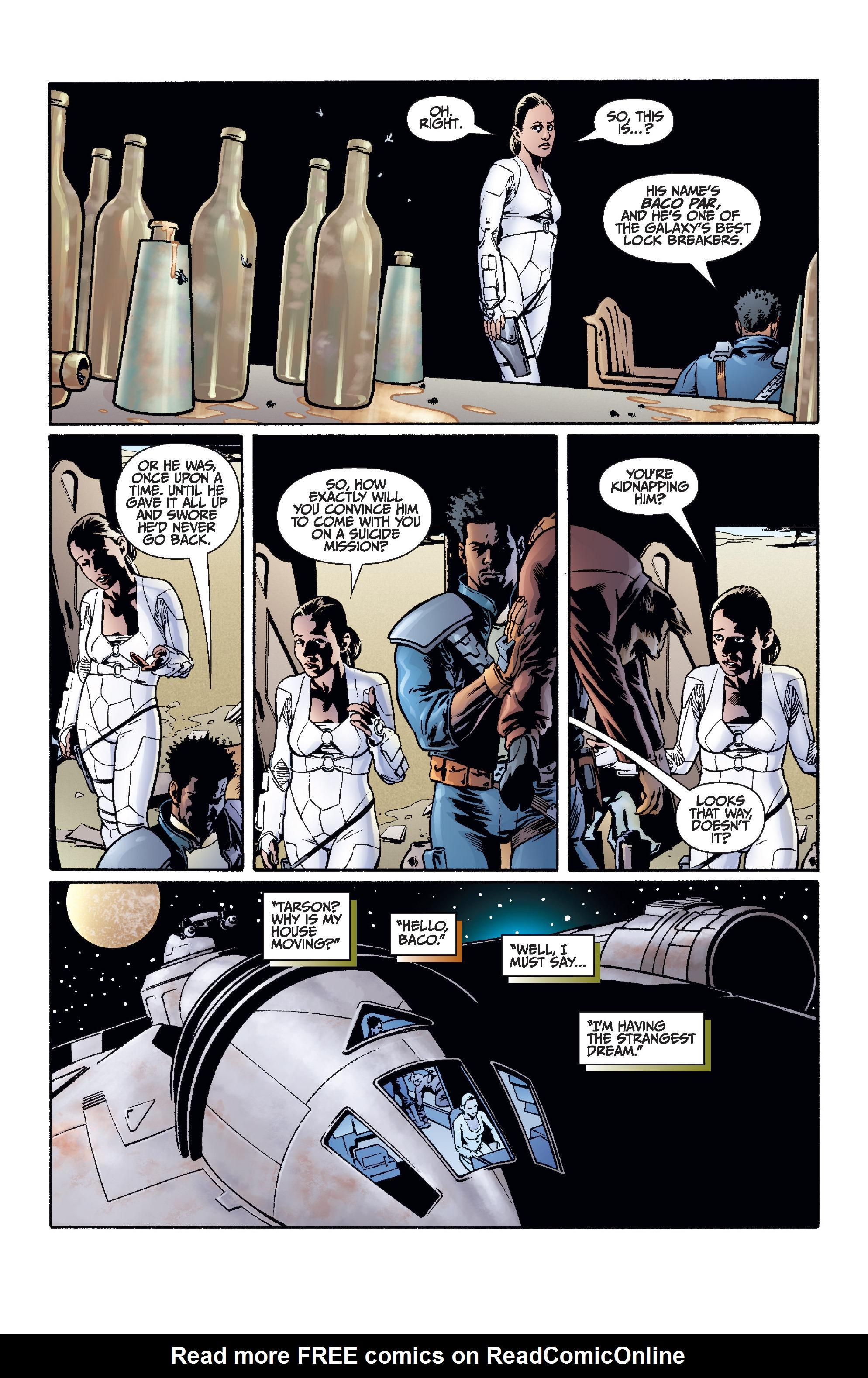 Read online Star Wars Omnibus comic -  Issue # Vol. 20 - 206