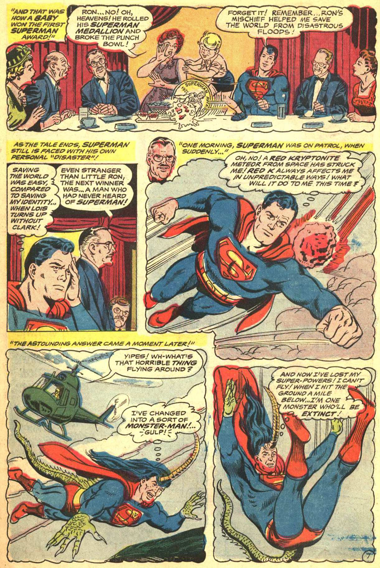 Read online Action Comics (1938) comic -  Issue #367 - 10