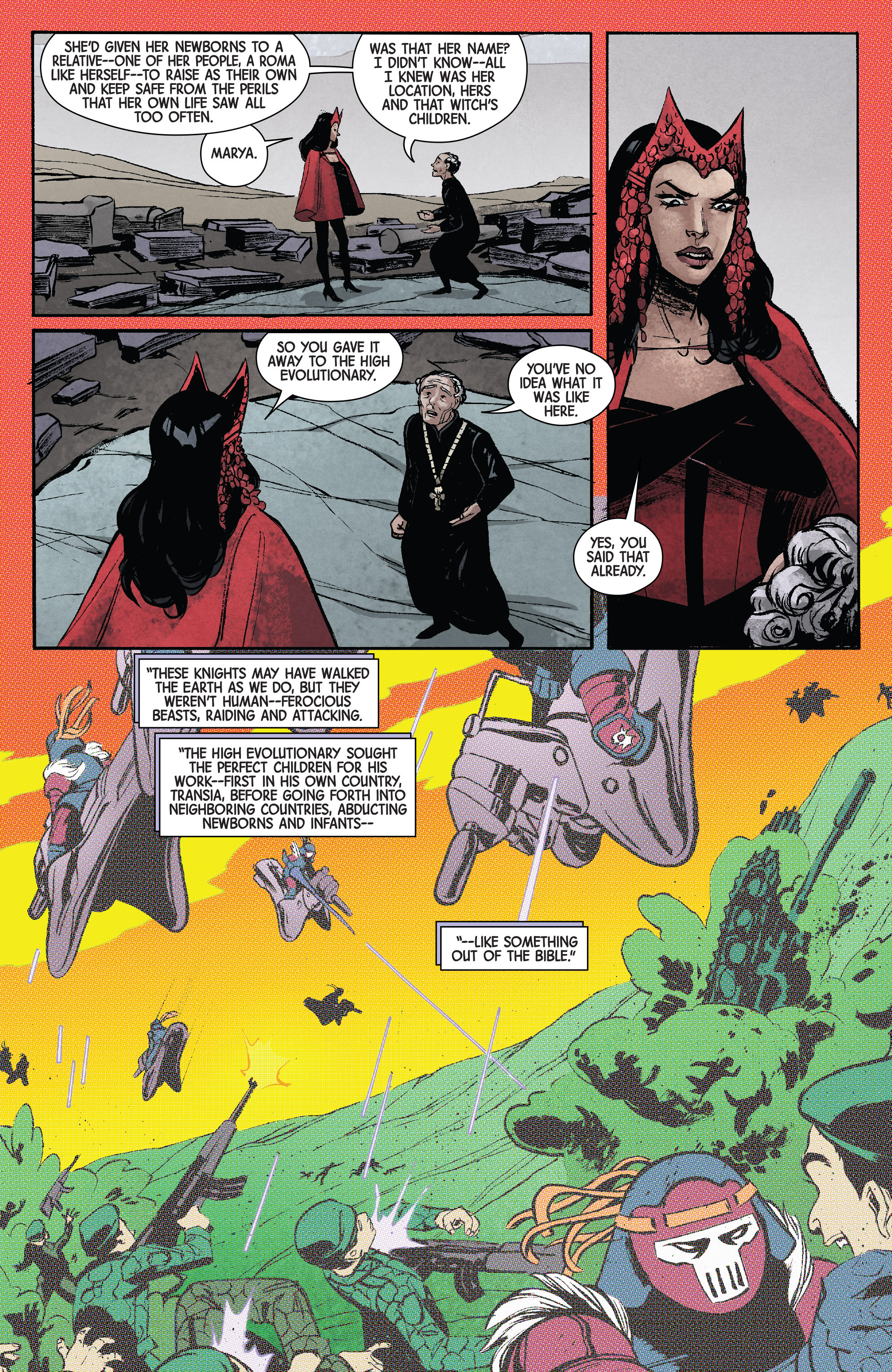 Read online Scarlet Witch (2016) comic -  Issue #11 - 9