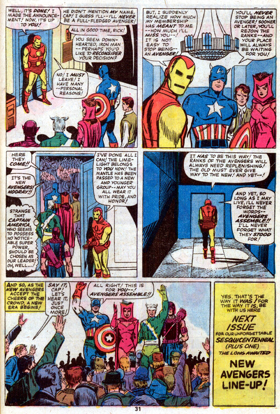 The Avengers (1963) 150 Page 18