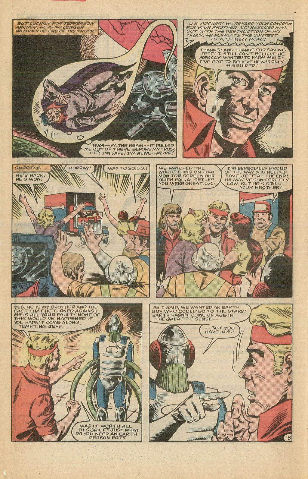 Read online U.S. 1 comic -  Issue #12 - 26