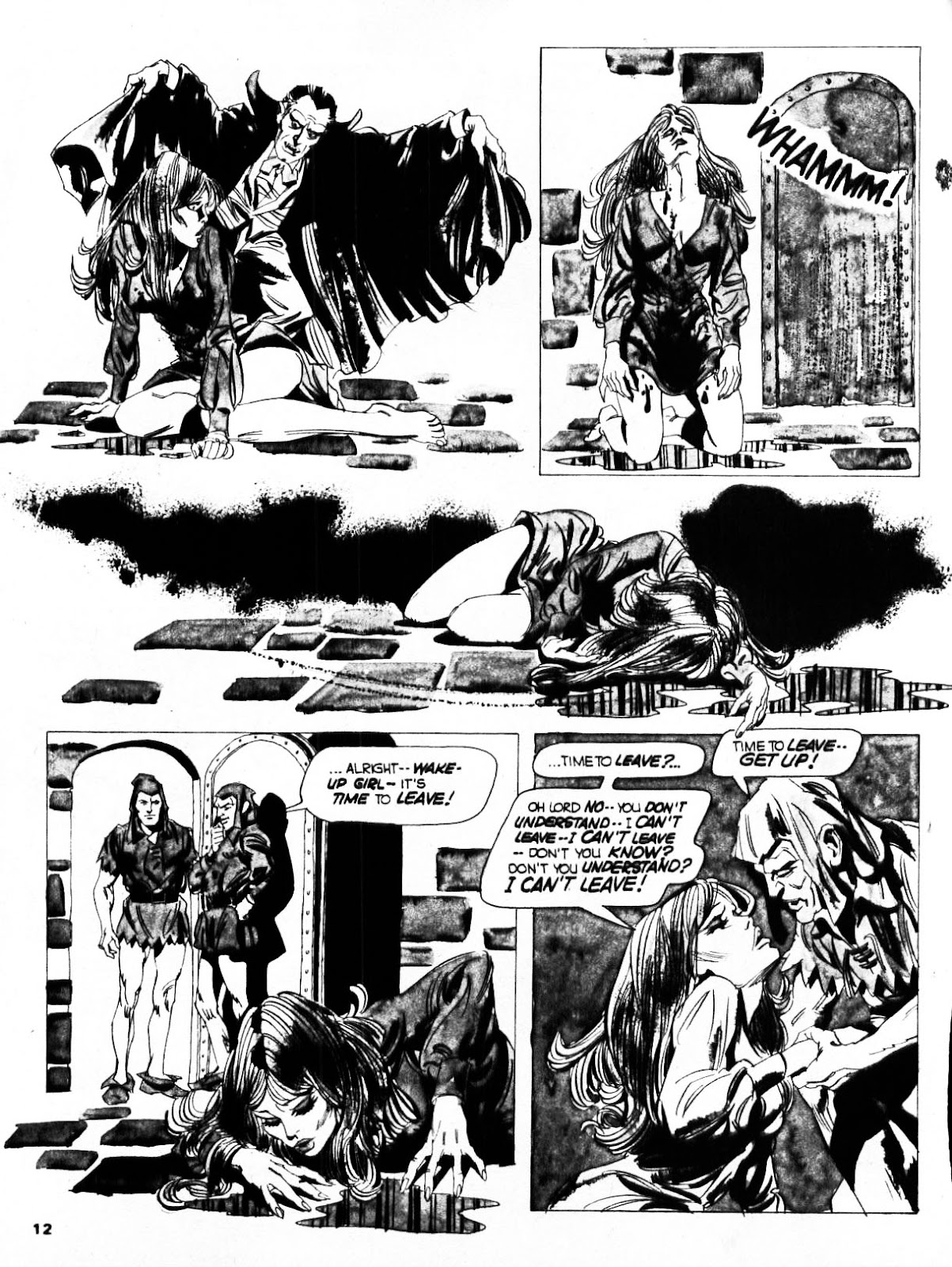 Nightmare (1970) issue 21 - Page 12