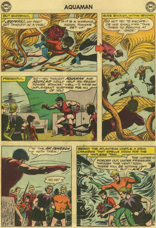 Read online Aquaman (1962) comic -  Issue #7 - 28
