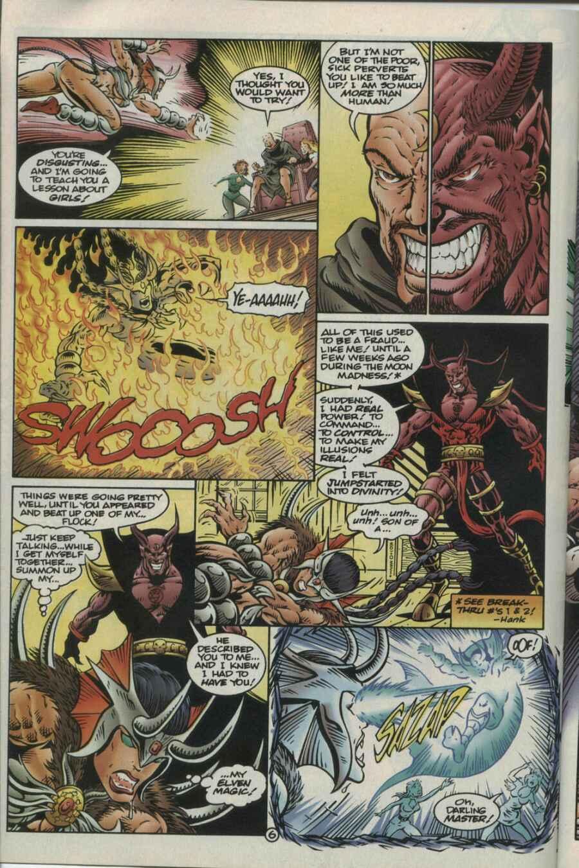 Read online Ultraverse Premiere comic -  Issue #2 - 14