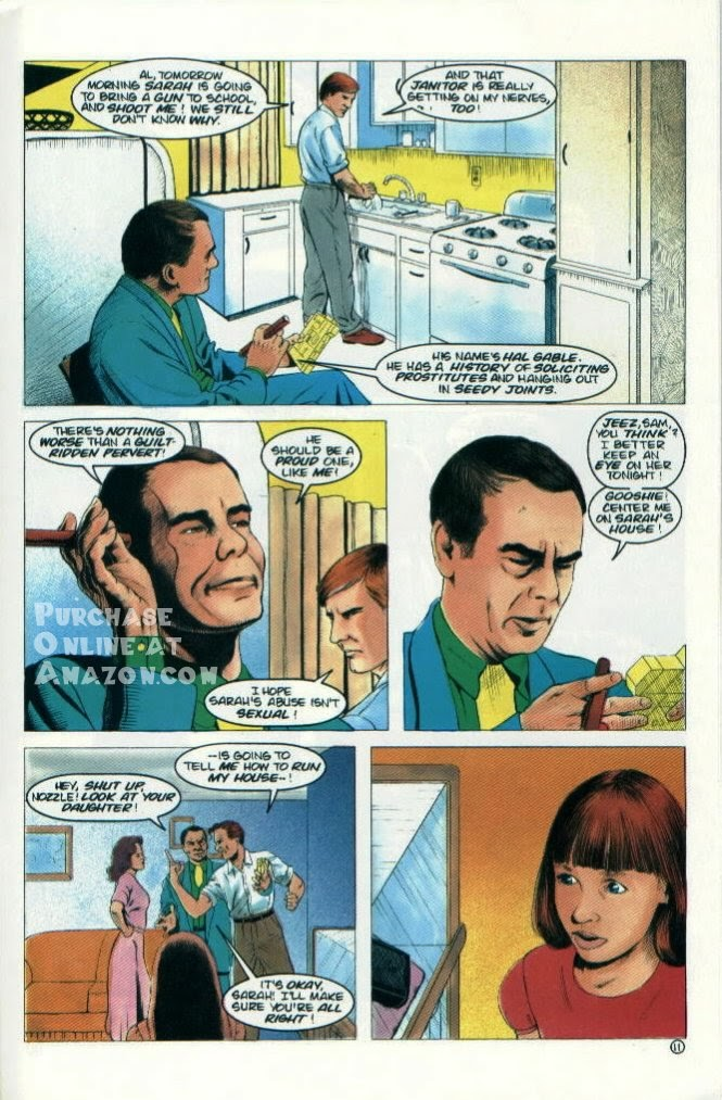 Read online Quantum Leap comic -  Issue #7 - 27