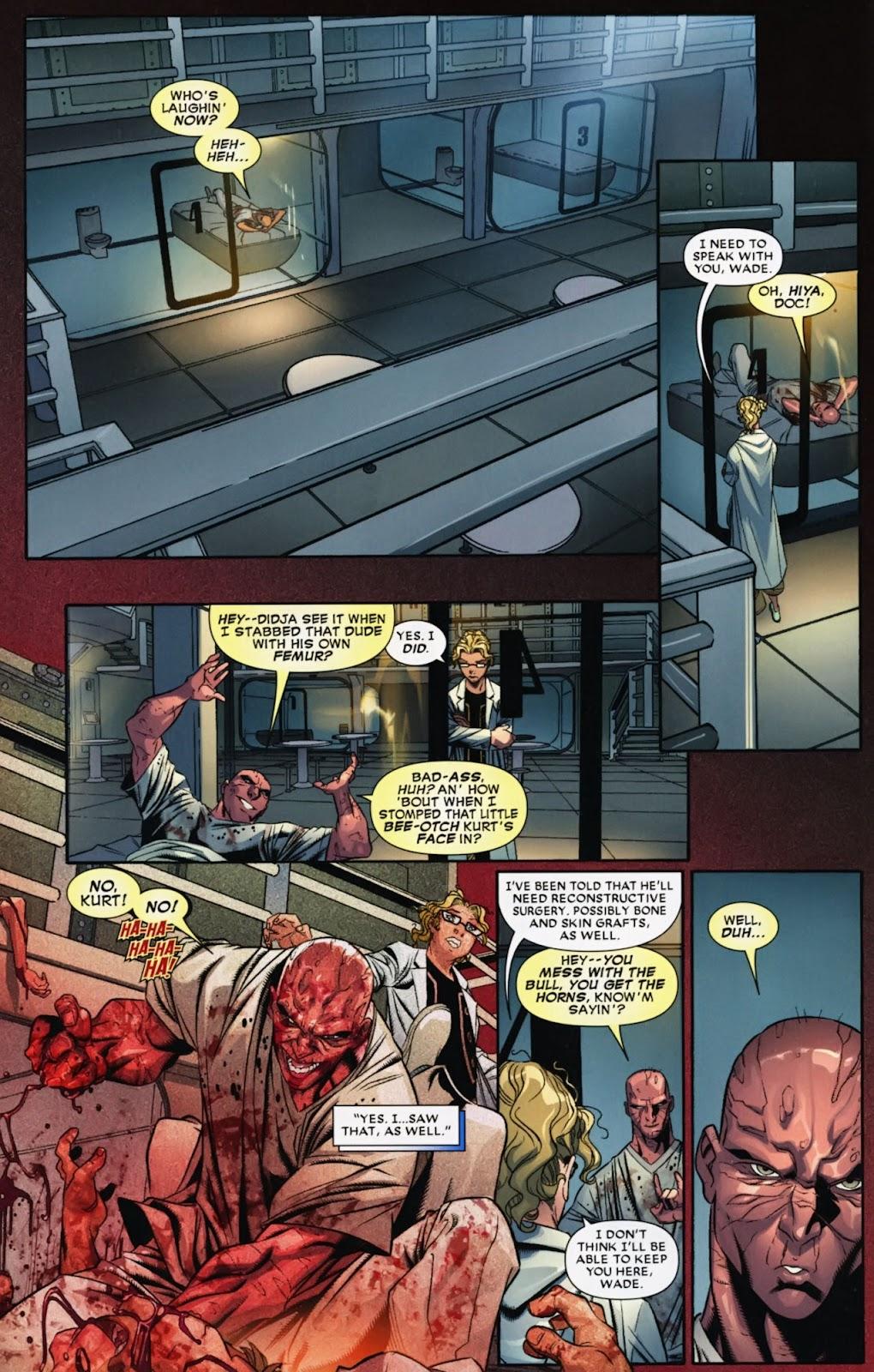 Read online Deadpool (2008) comic -  Issue #40 - 20