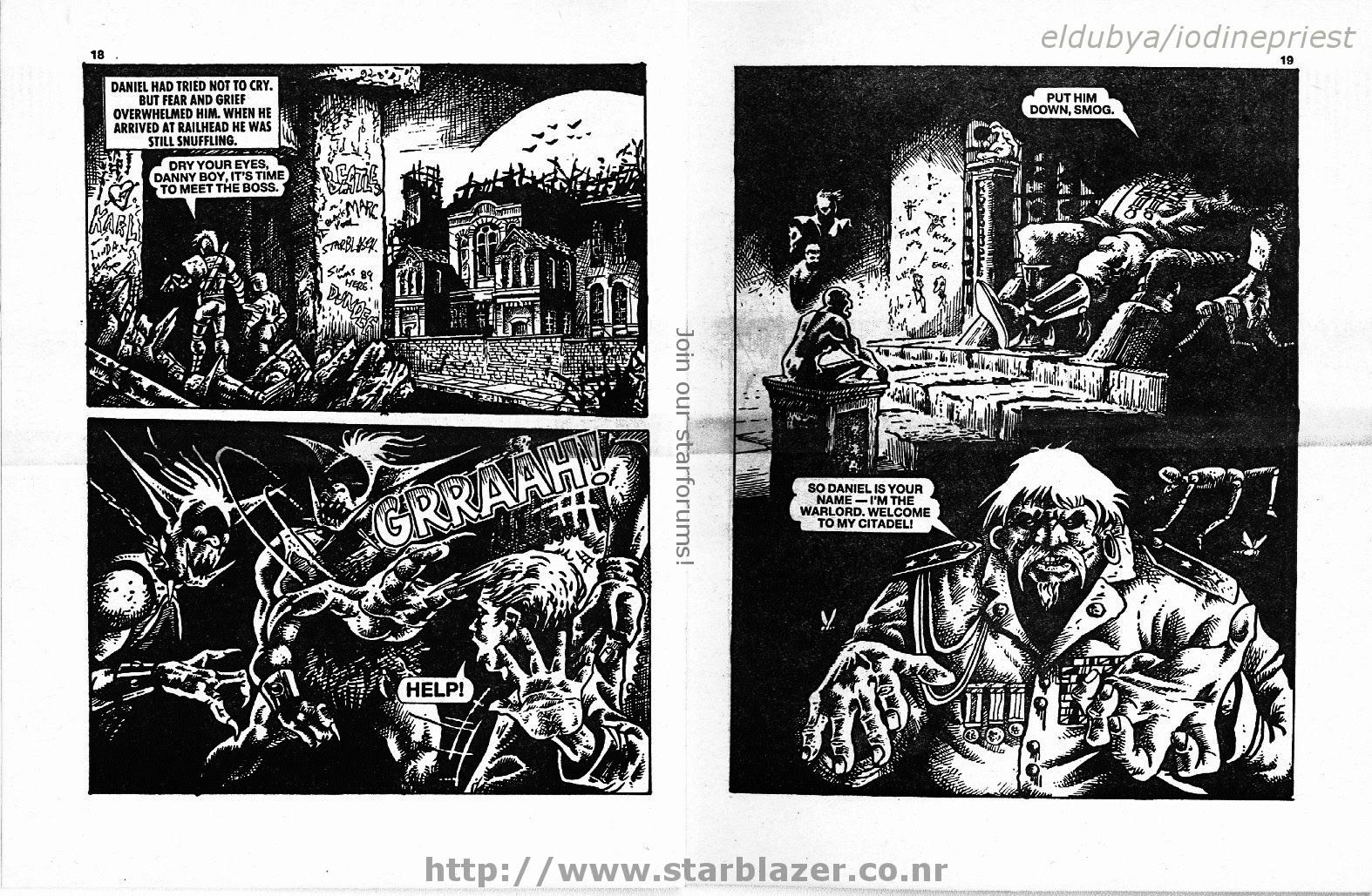 Starblazer issue 279 - Page 11
