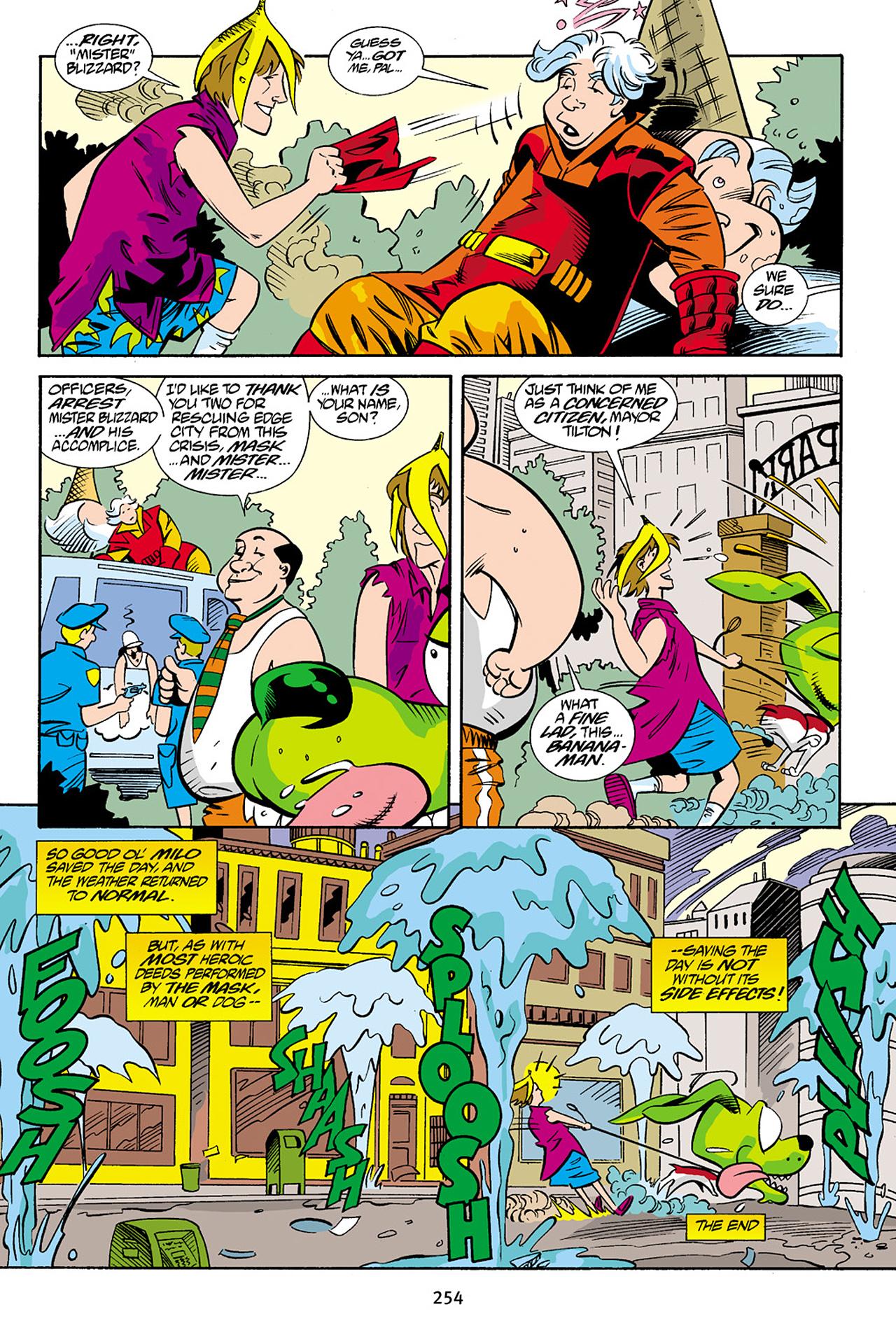 Read online Adventures Of The Mask Omnibus comic -  Issue #Adventures Of The Mask Omnibus Full - 253