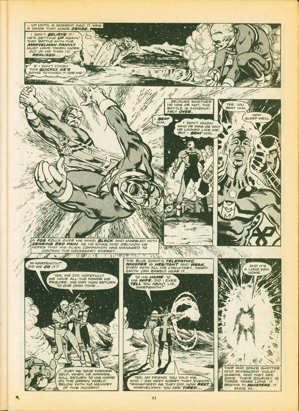 Warrior Issue #4 #5 - English 11