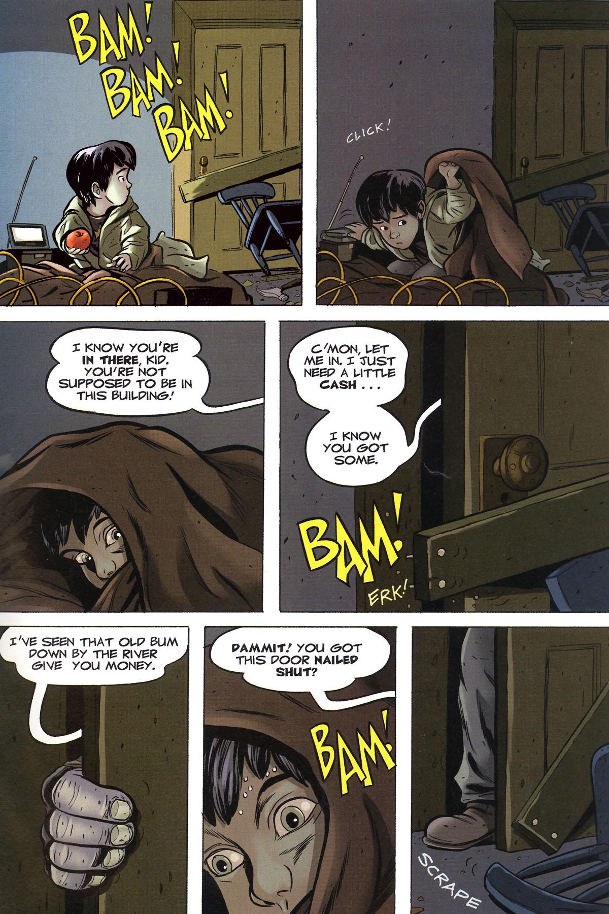 Read online Shazam!: The Monster Society of Evil comic -  Issue #1 - 5