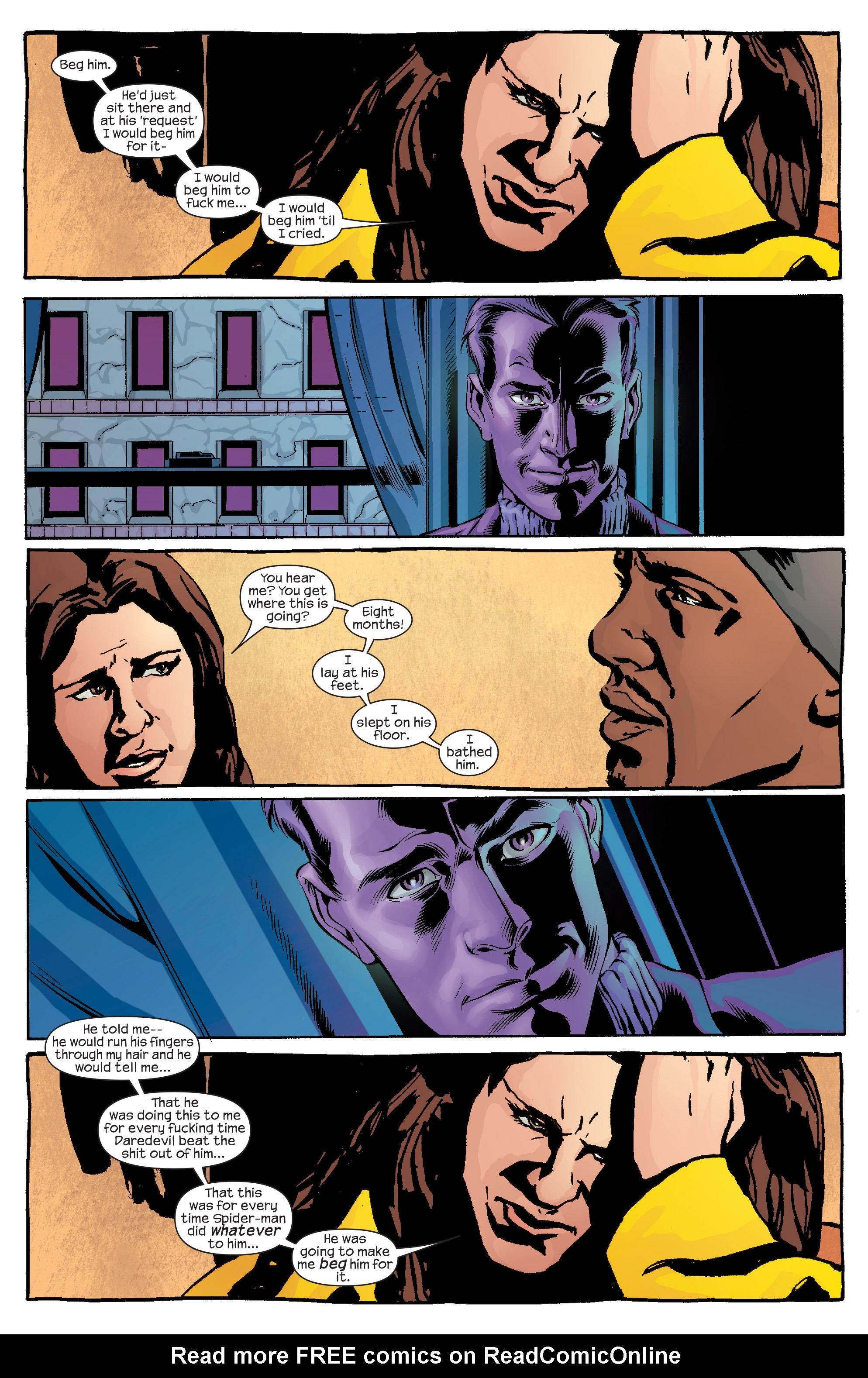 Read online Alias comic -  Issue #25 - 14