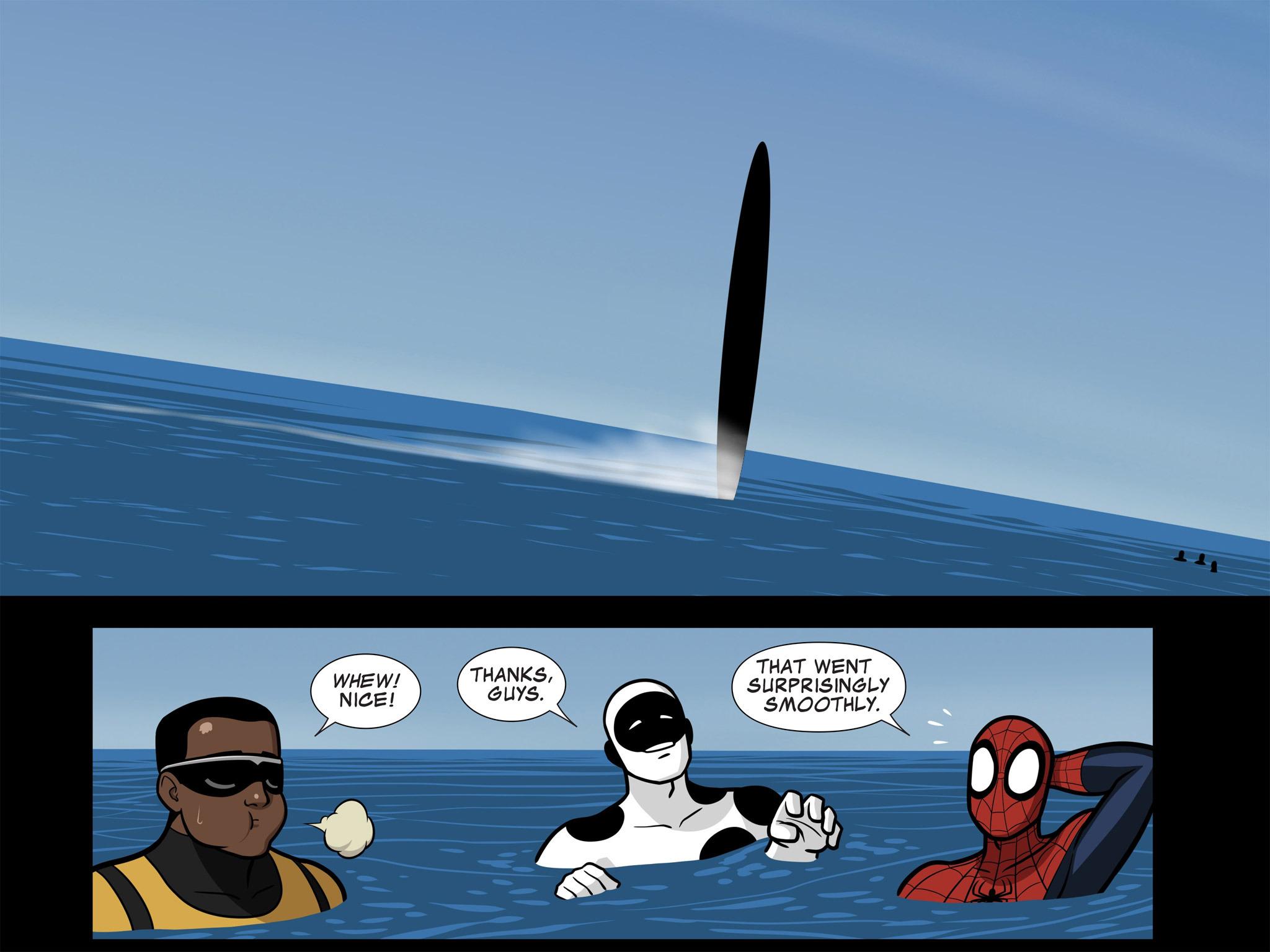 Read online Ultimate Spider-Man (Infinite Comics) (2015) comic -  Issue #11 - 30