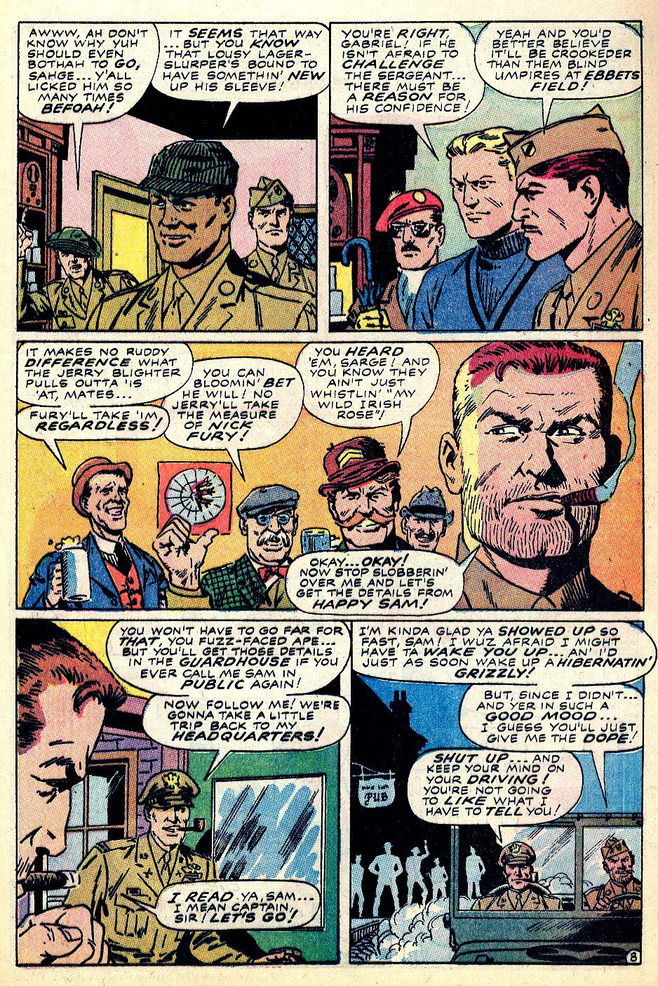 Read online Sgt. Fury comic -  Issue #59 - 13