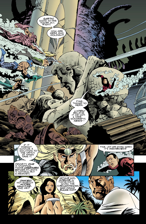 Read online Aquaman (1994) comic -  Issue #64 - 8