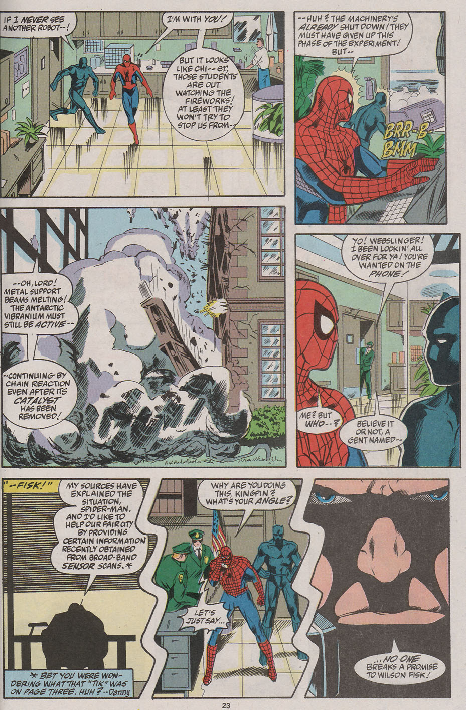 Web of Spider-Man (1985) _Annual 7 #7 - English 19