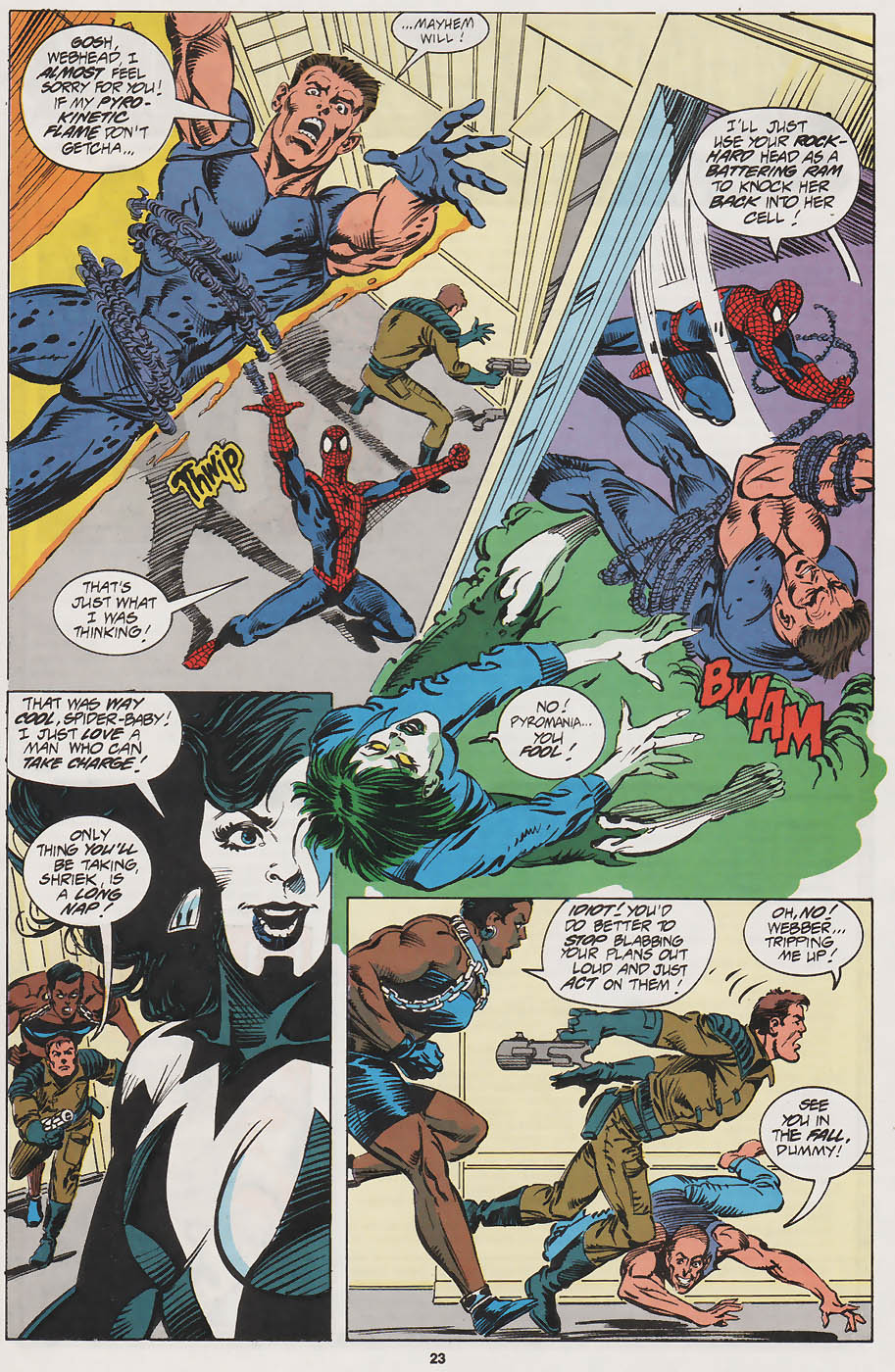 Web of Spider-Man (1985) _Annual 10 #10 - English 19