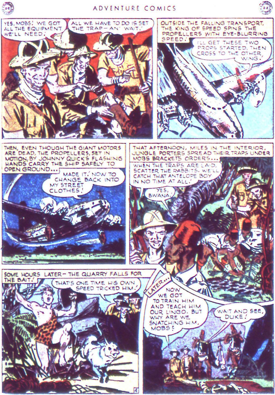 Read online Adventure Comics (1938) comic -  Issue #123 - 43