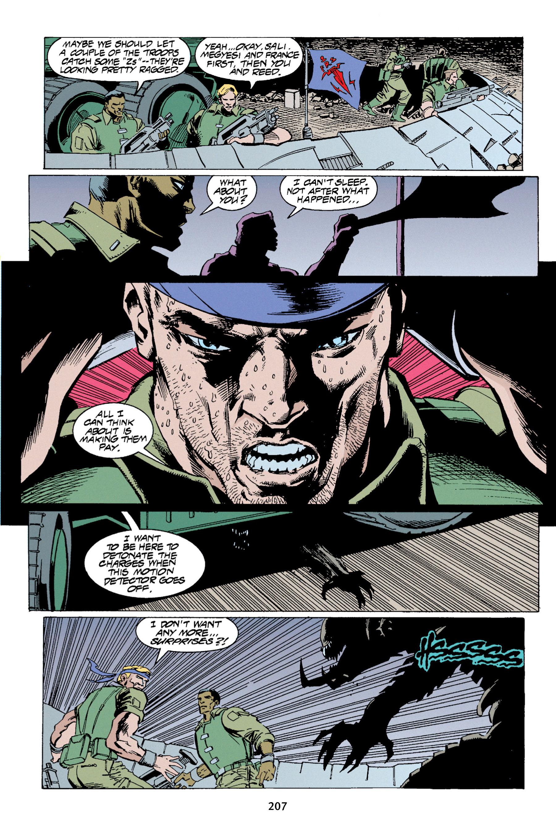 Read online Aliens vs. Predator Omnibus comic -  Issue # _TPB 1 Part 3 - 3
