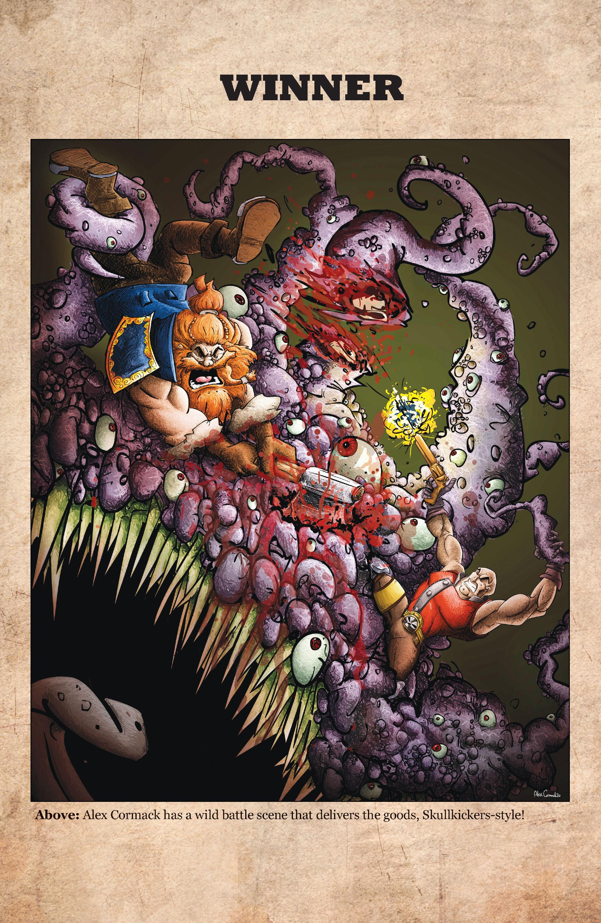 Read online Skullkickers comic -  Issue #5 - 26