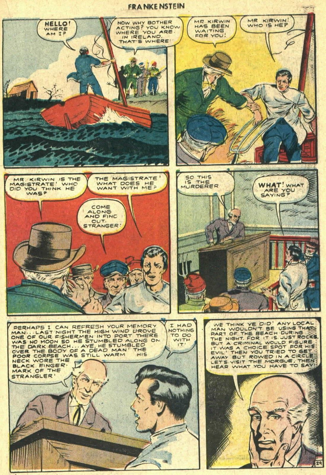 Classics Illustrated issue 26 - Page 31