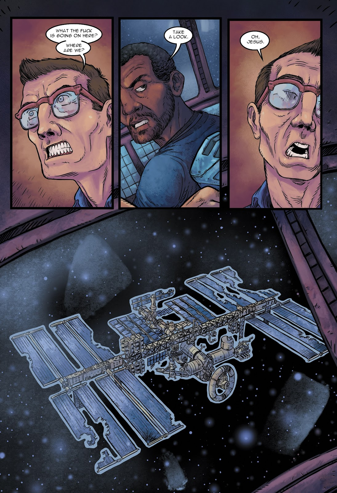 Read online Impossible comic -  Issue # TPB - 31