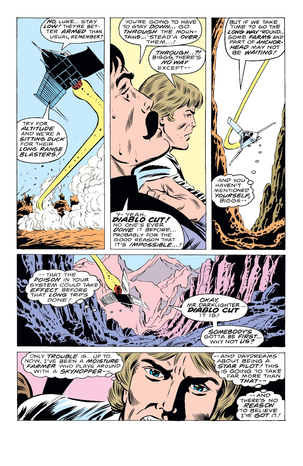Read online Star Wars Legends: The Original Marvel Years - Epic Collection comic -  Issue # TPB 1 (Part 4) - 10