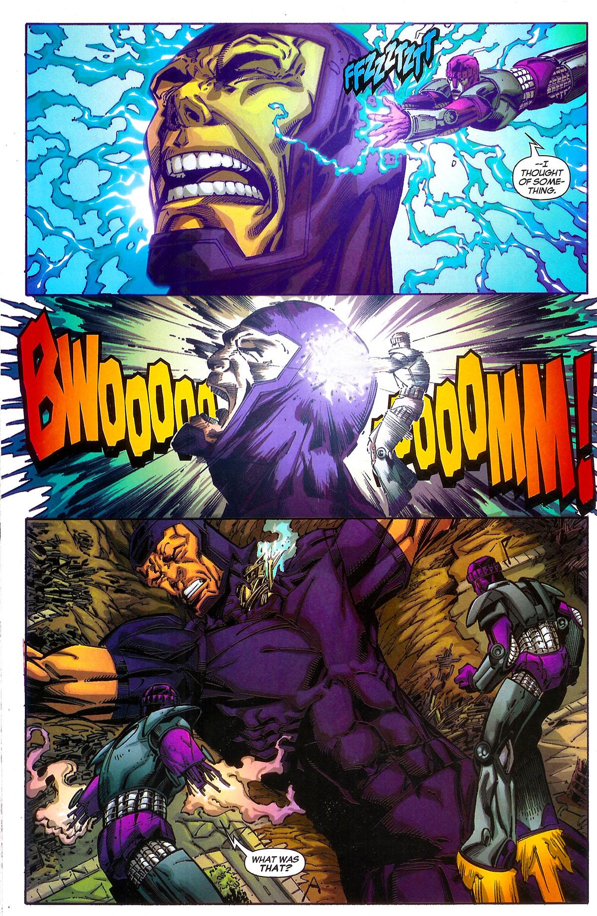 Read online Sentinel Squad O*N*E comic -  Issue #2 - 22