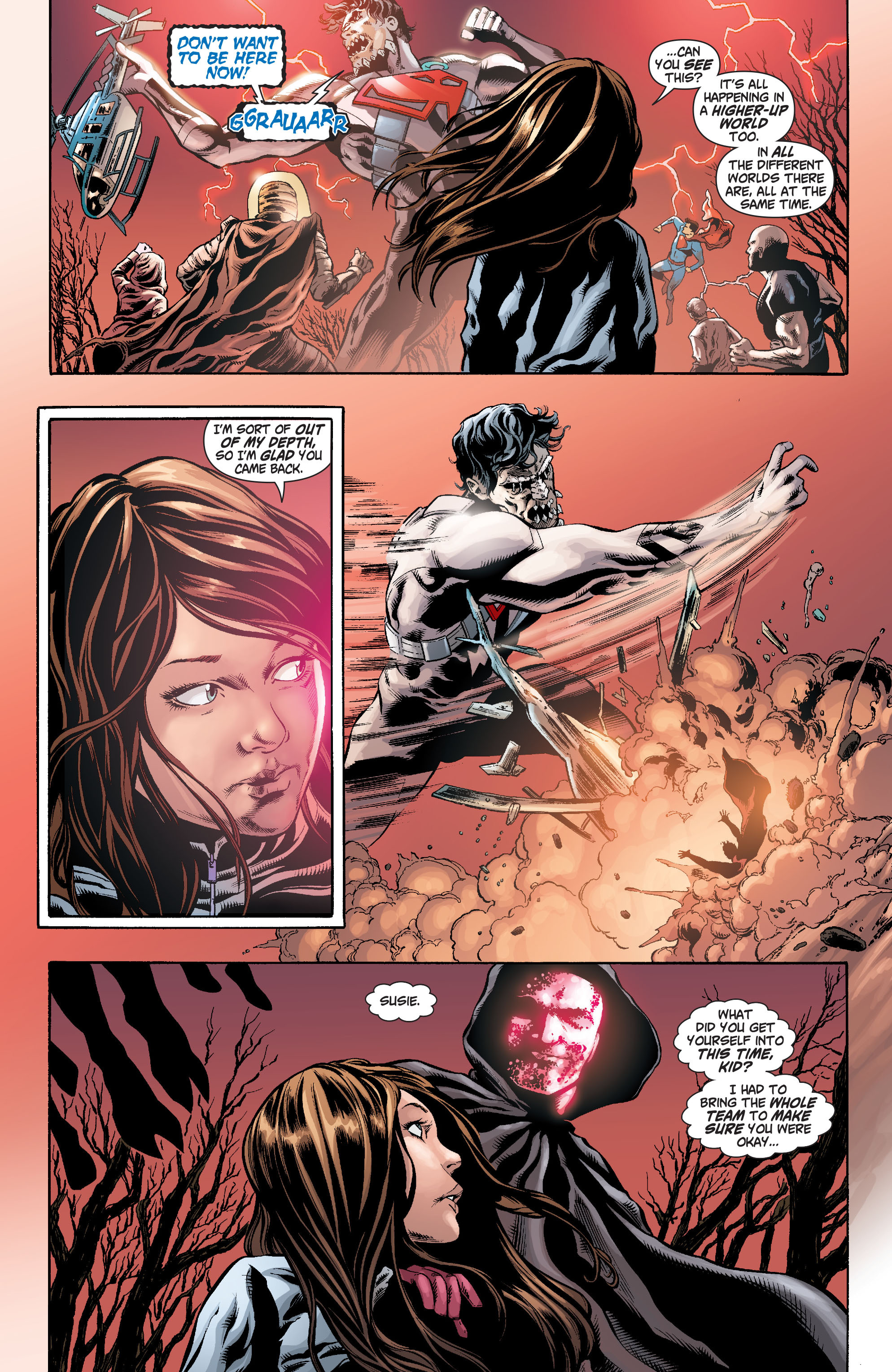 Read online Action Comics (2011) comic -  Issue #18 - 16