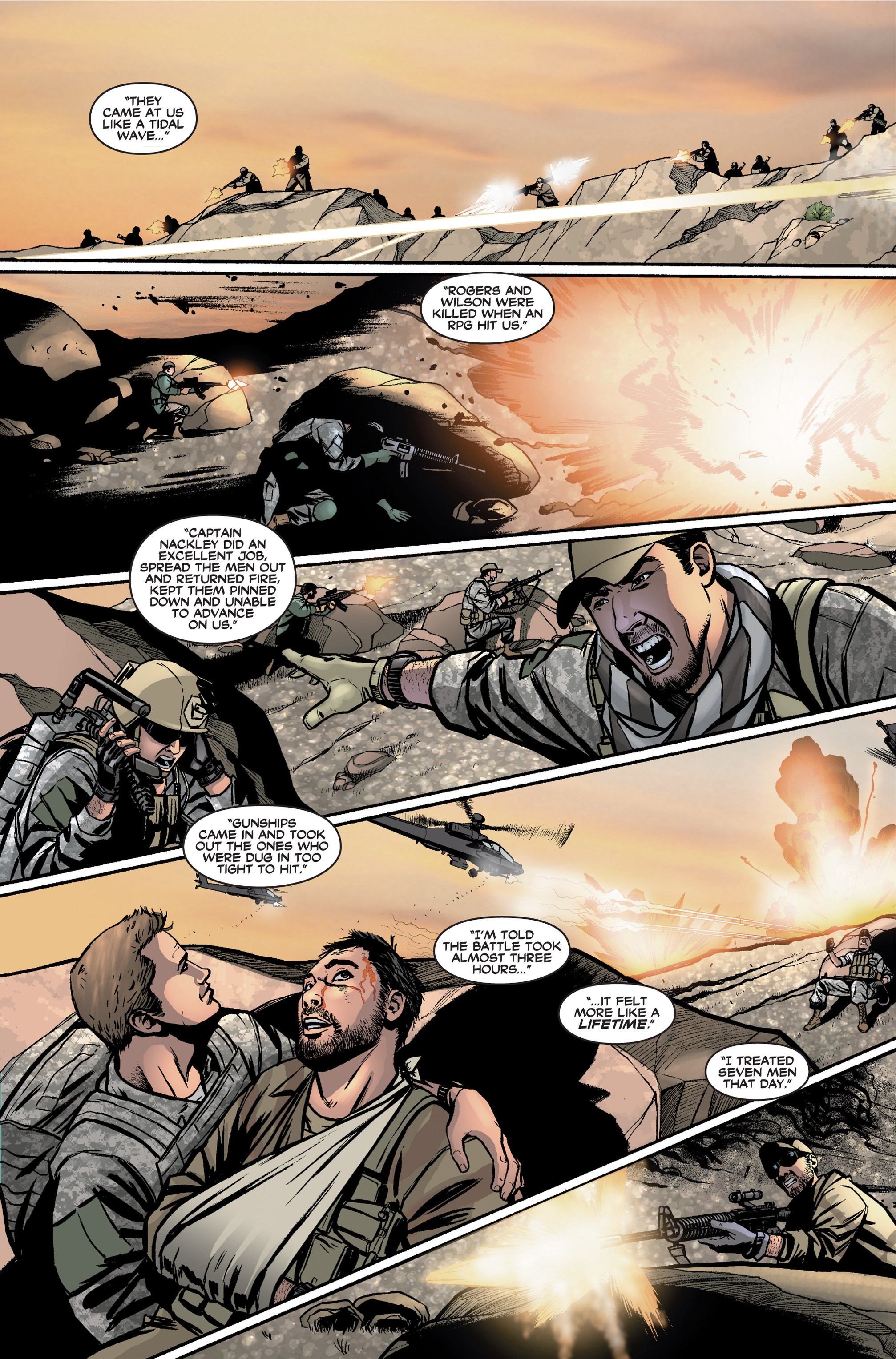 Read online America's Army comic -  Issue #2 - 19