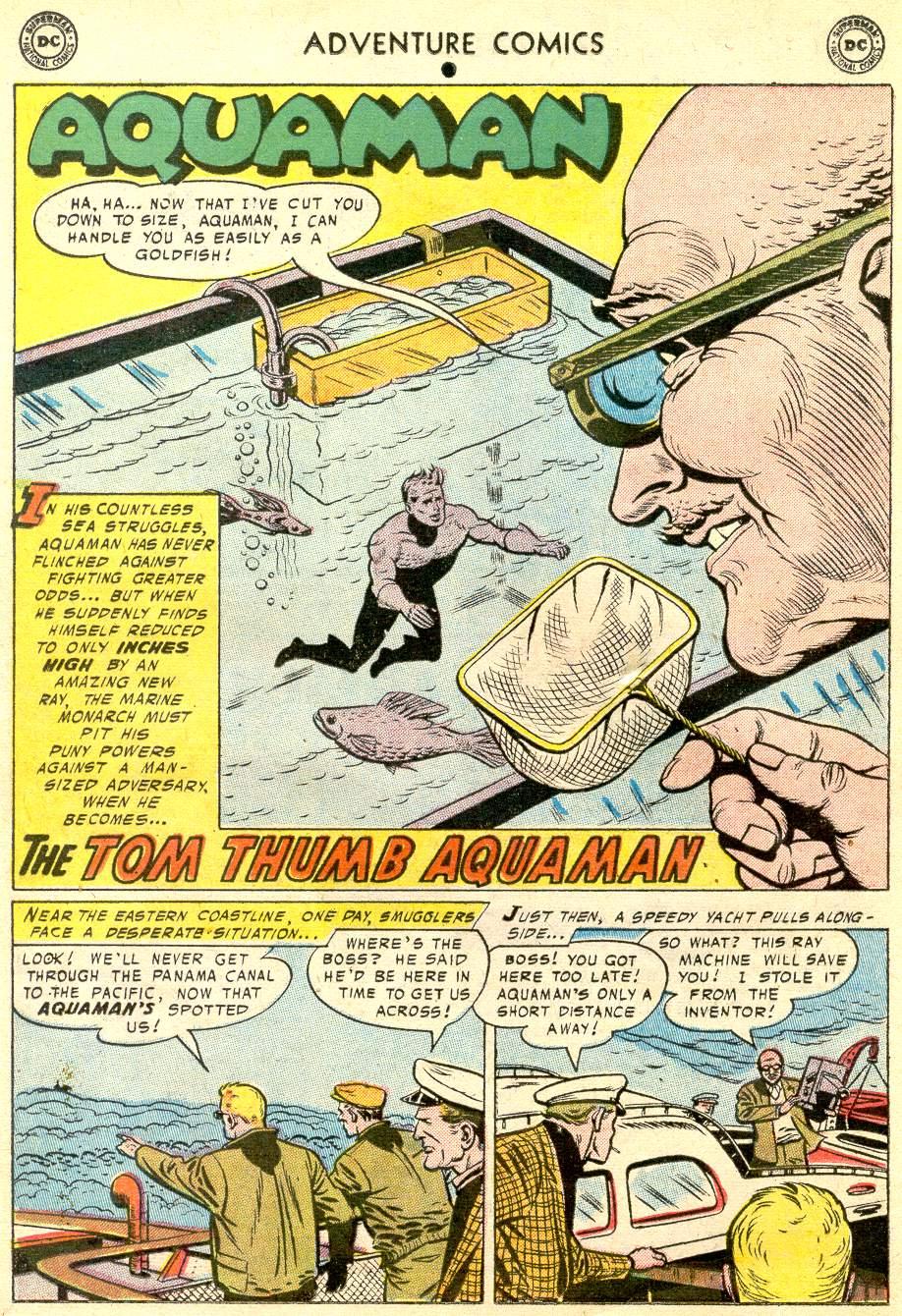 Read online Adventure Comics (1938) comic -  Issue #230 - 16