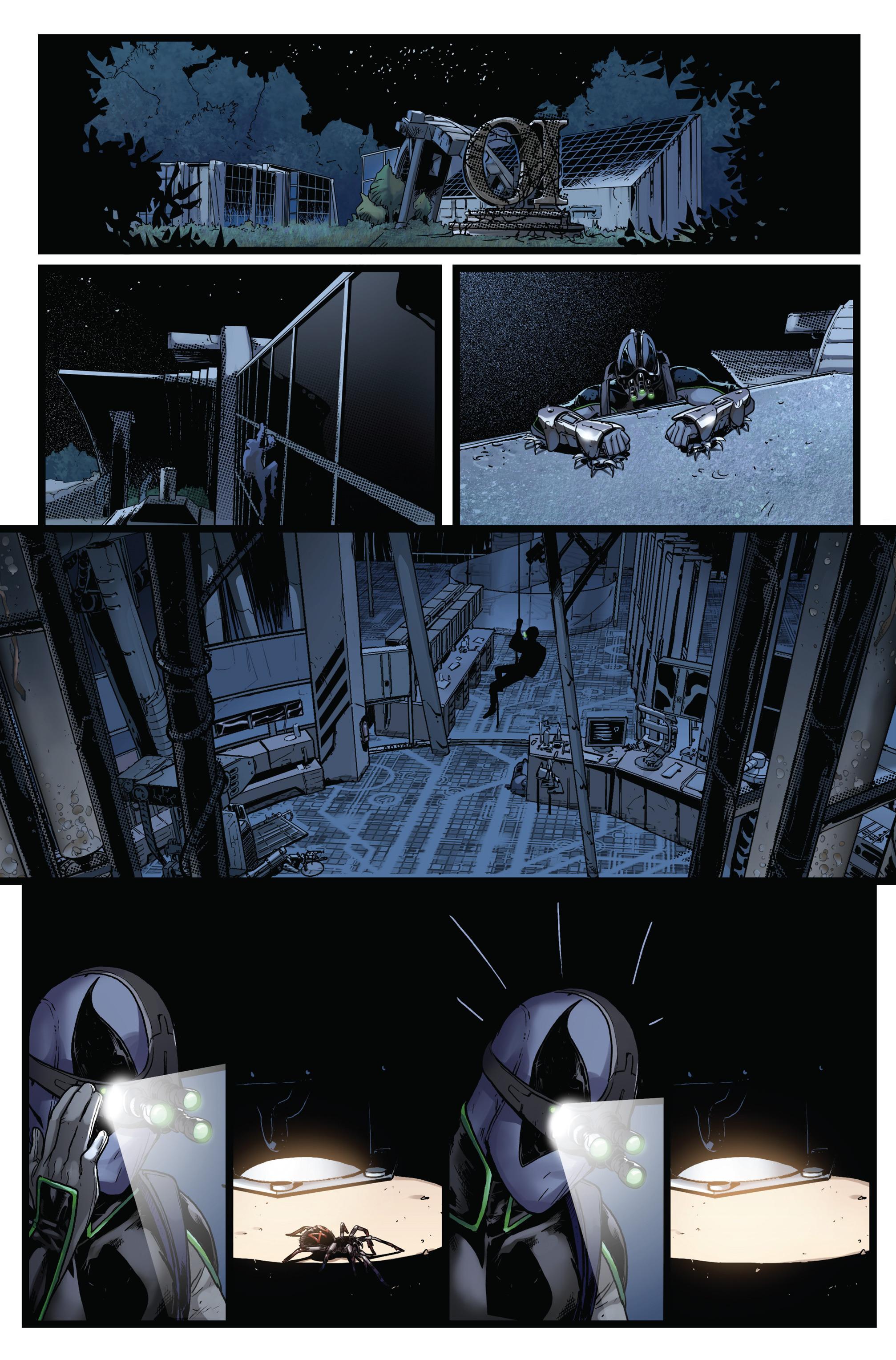 Read online Secret Wars Prelude comic -  Issue # Full - 153
