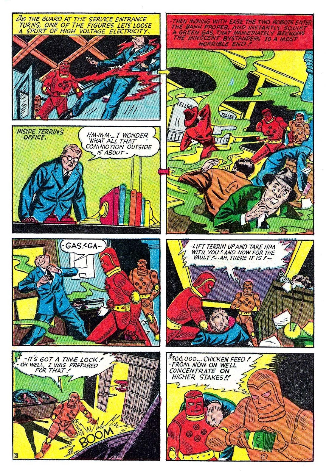 Amazing Man Comics issue 5 - Page 22