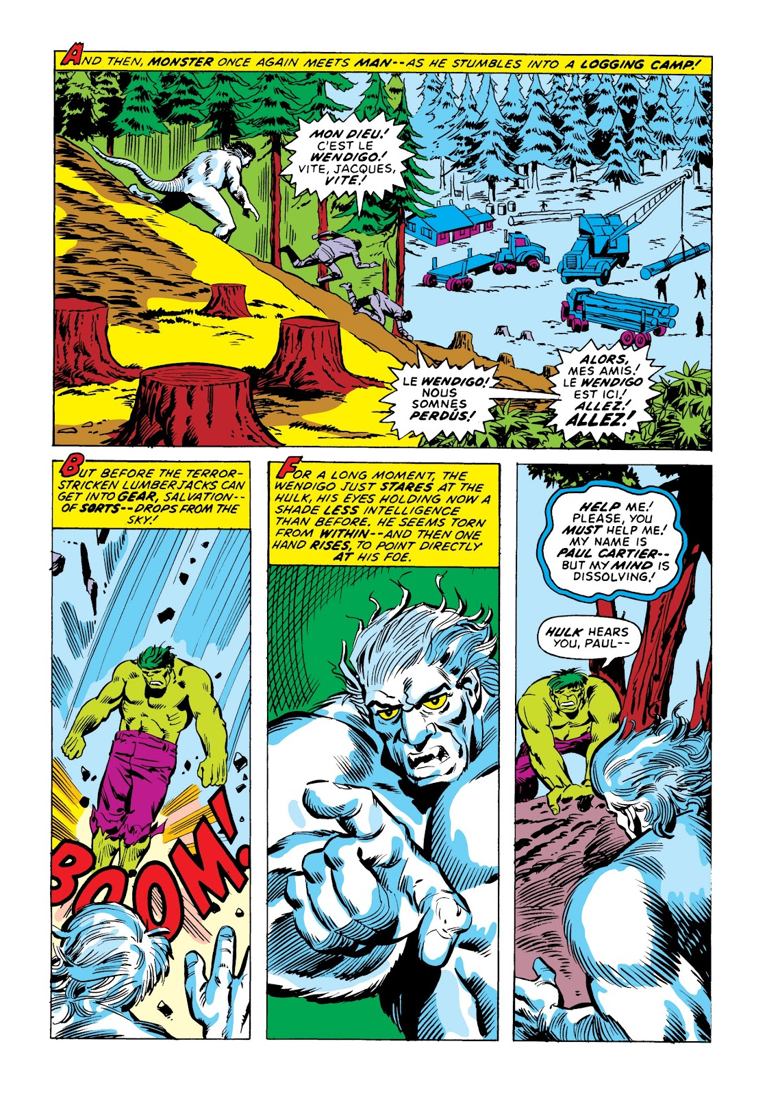 Read online Marvel Masterworks: The Incredible Hulk comic -  Issue # TPB 9 (Part 2) - 29
