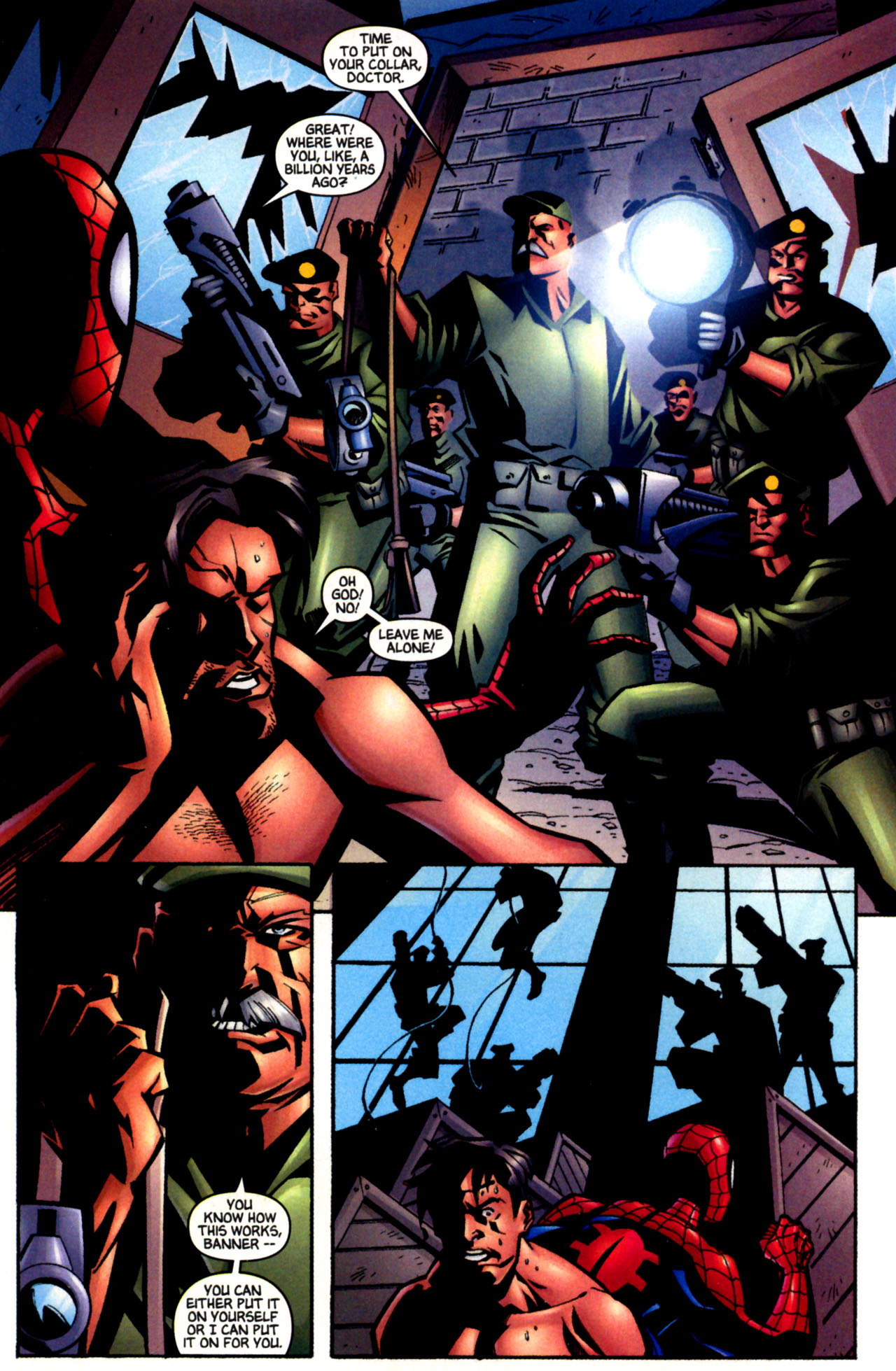 Read online Ultimate Marvel Team-Up comic -  Issue #3 - 25