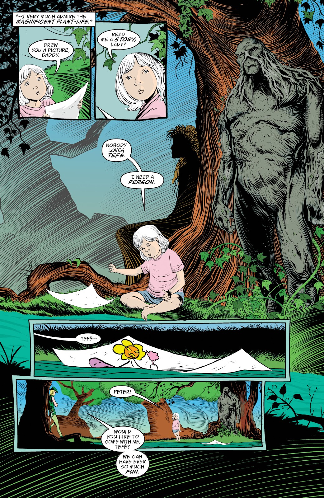Read online The Children's Crusade comic -  Issue # _TPB (Part 1) - 71