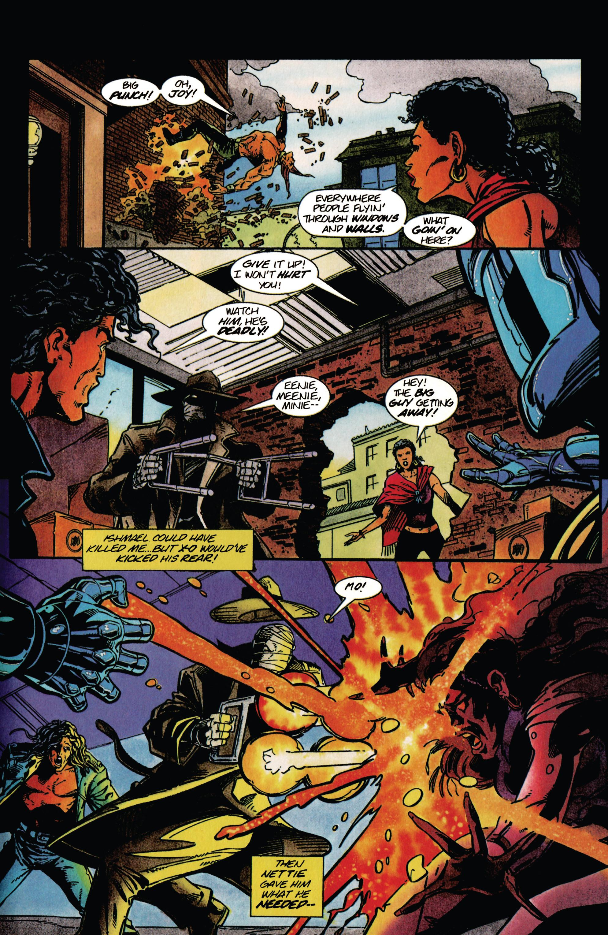 Read online Shadowman (1992) comic -  Issue #37 - 21