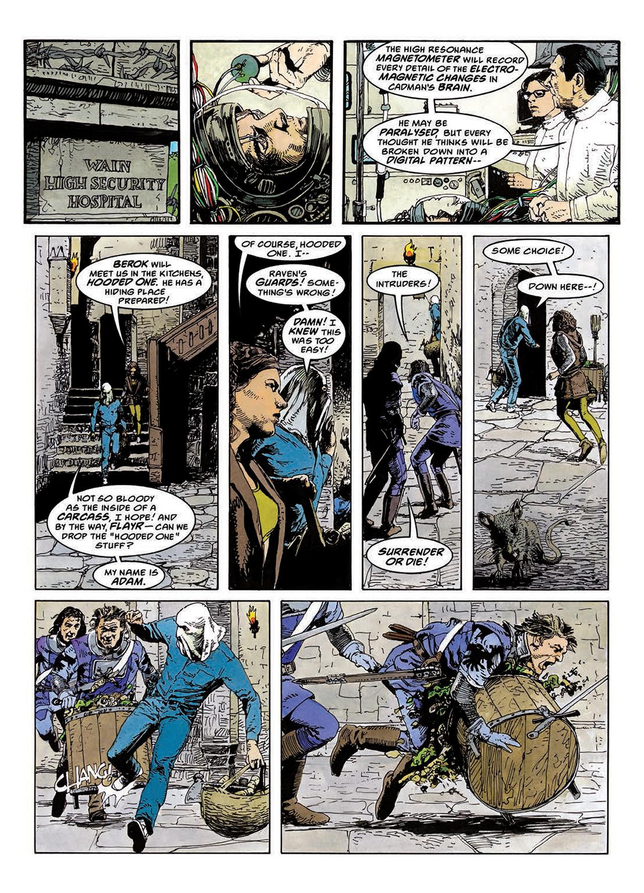 Read online Mazeworld comic -  Issue # TPB - 84