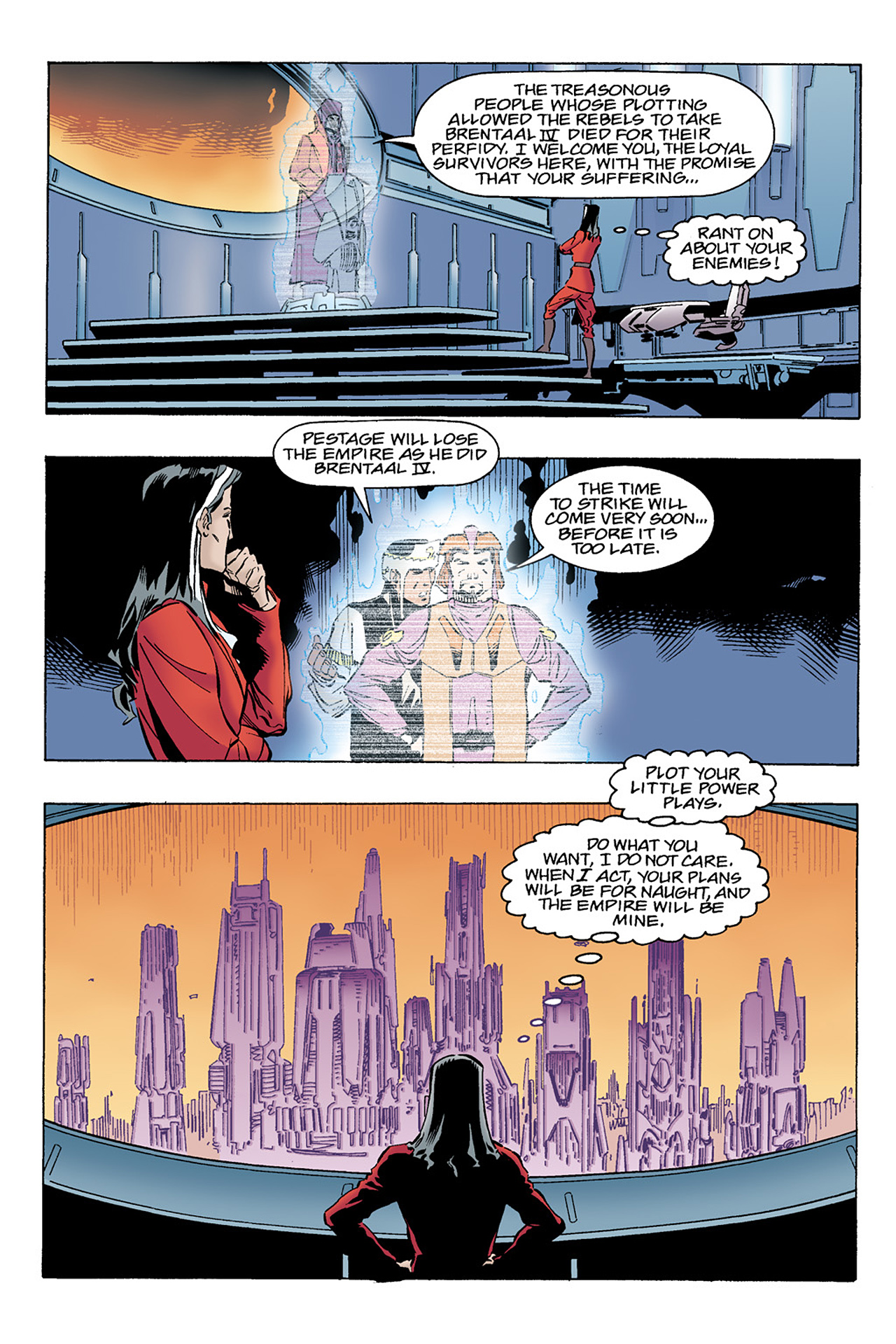 Read online Star Wars Omnibus comic -  Issue # Vol. 3 - 91