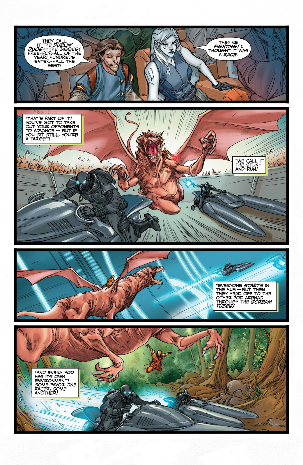 Read online Star Wars Legends: The Old Republic - Epic Collection comic -  Issue # TPB 3 (Part 1) - 38