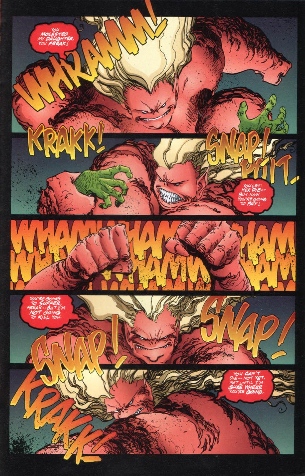 The Savage Dragon (1993) Issue #22 #25 - English 24