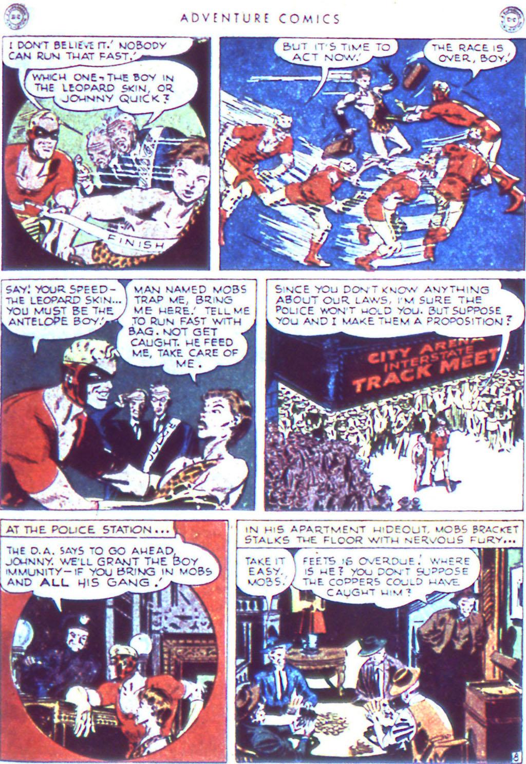 Read online Adventure Comics (1938) comic -  Issue #123 - 47